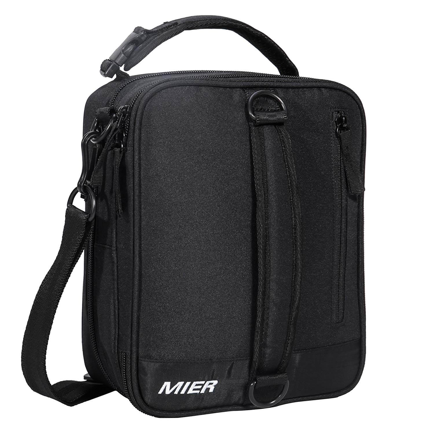 MIER Insulated Lunch Box Bag Expandable Lunch Pack
