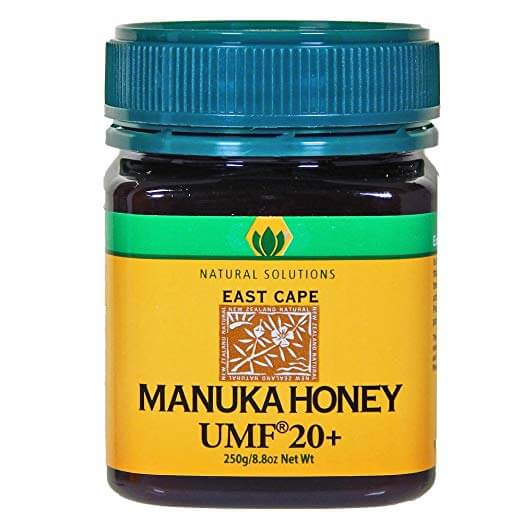 Manuka Honey Active UMF 20 MGO 901 (By Natural Solutions)