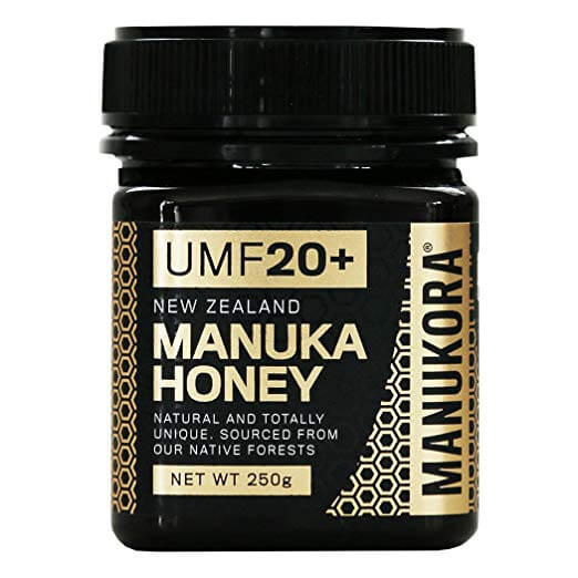 Manukora UMF 20+ (MGO 830+) Manuka Honey