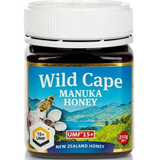 Wild Cape UMF 15+ Manuka Honey
