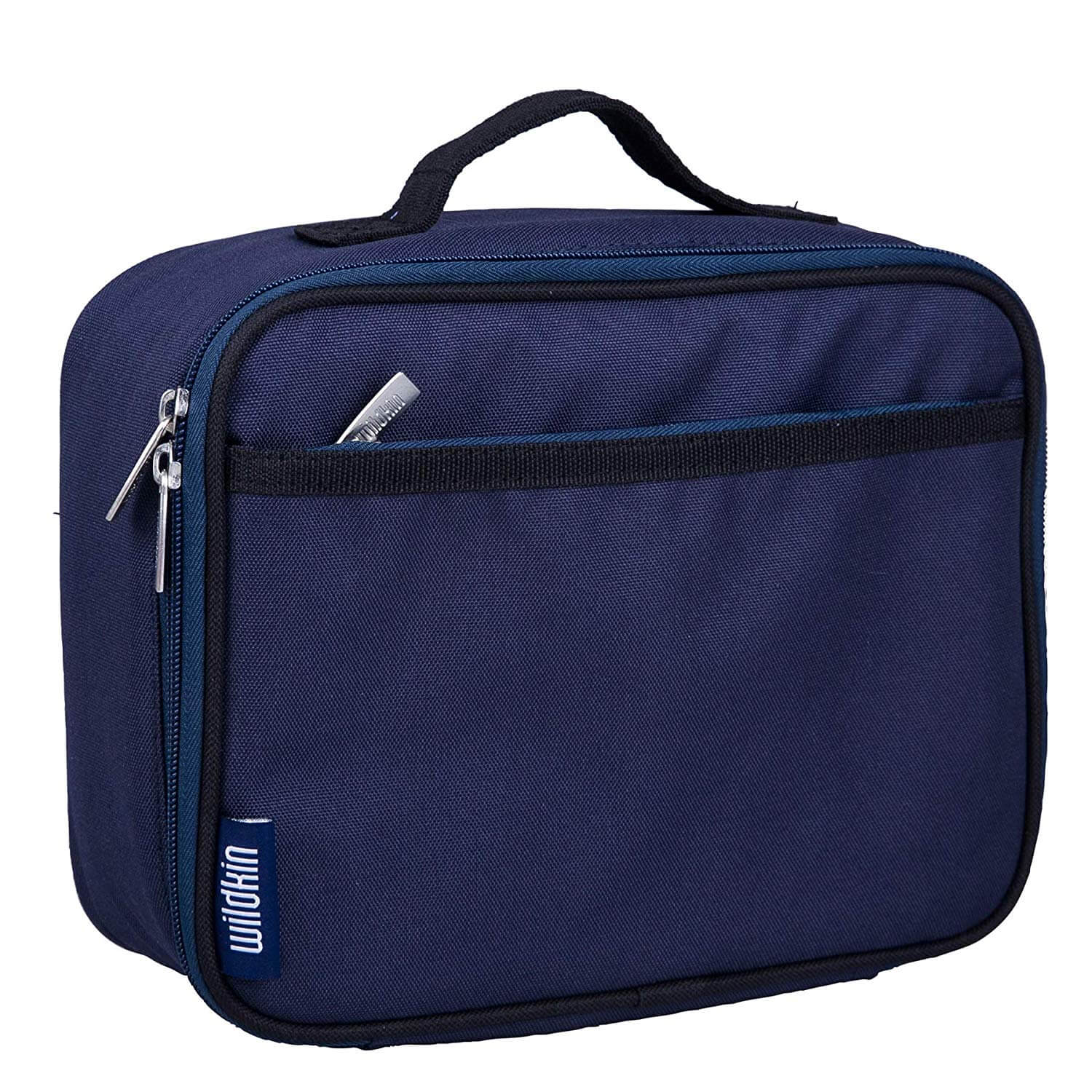 Wildkin Lunch Box, Whale Blue