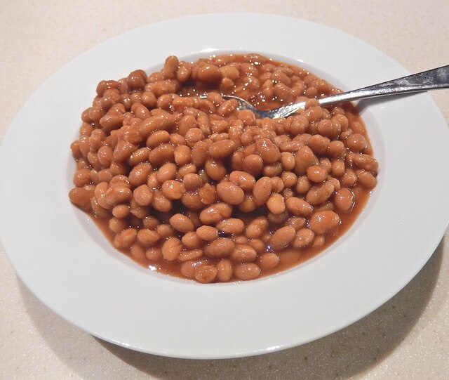 Making your own baked beans