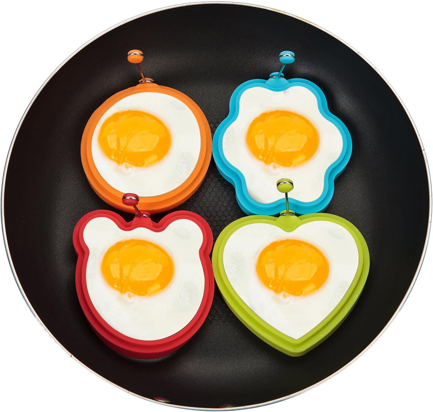 ​​Renook Nonstick Egg Mold