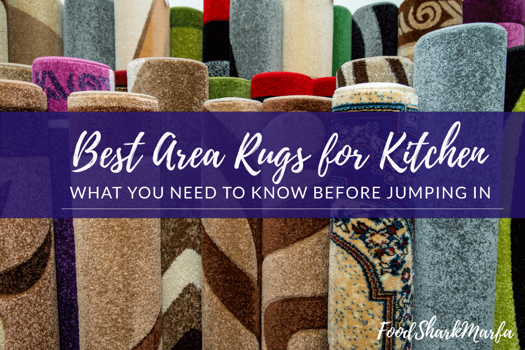 The 10 Best Area Rugs For Kitchen