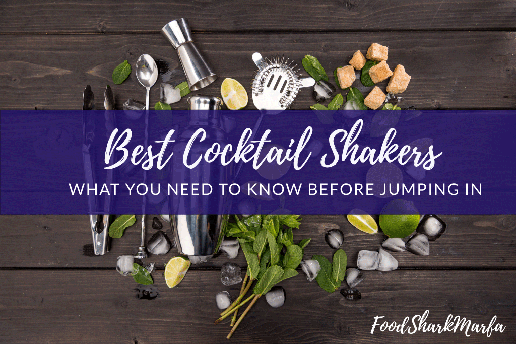 Best Cocktail Shakers