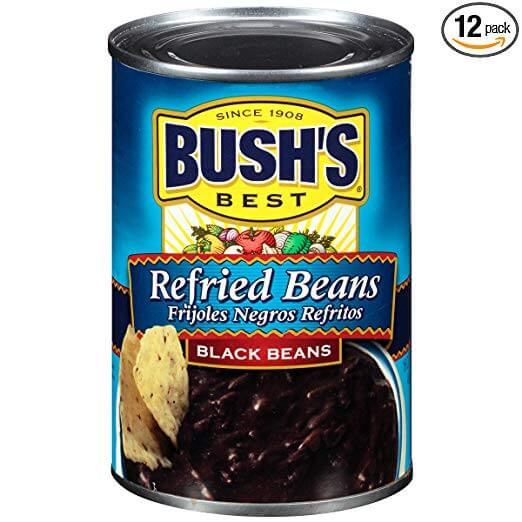 Bush's Black Refried Beans