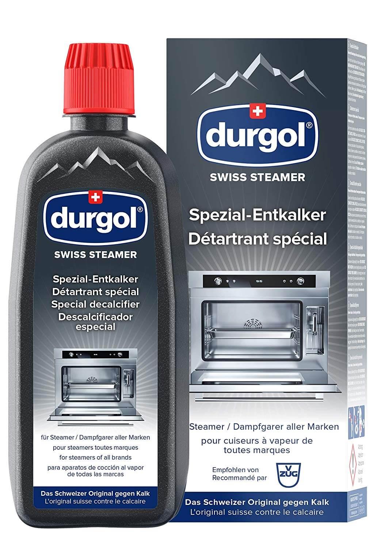Durgol Swiss Steamer Descaler