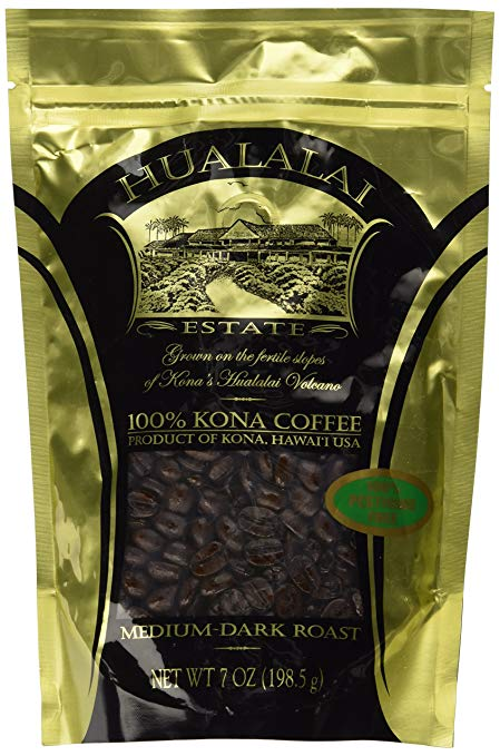Hualalai Estate- 100% Premium Kona Coffee