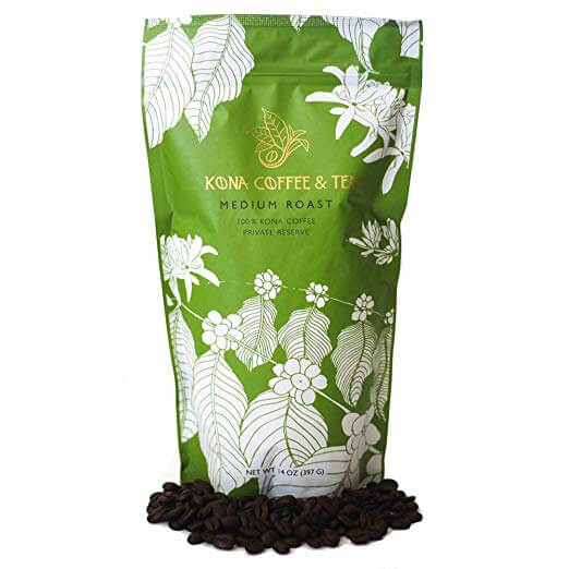KonaRed Certified 100% Kona Coffee