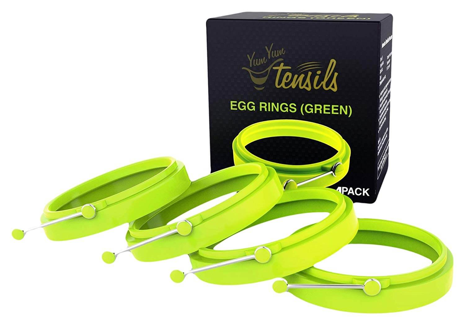 New Egg Ring by YumYum Utensils