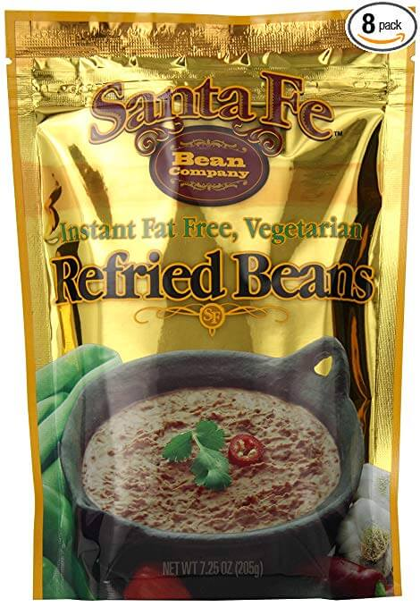 Santa Fe Bean Fat Free Refried Beans