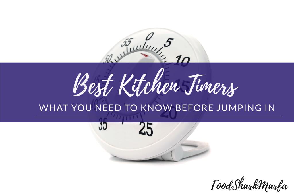 Best Kitchen Timers