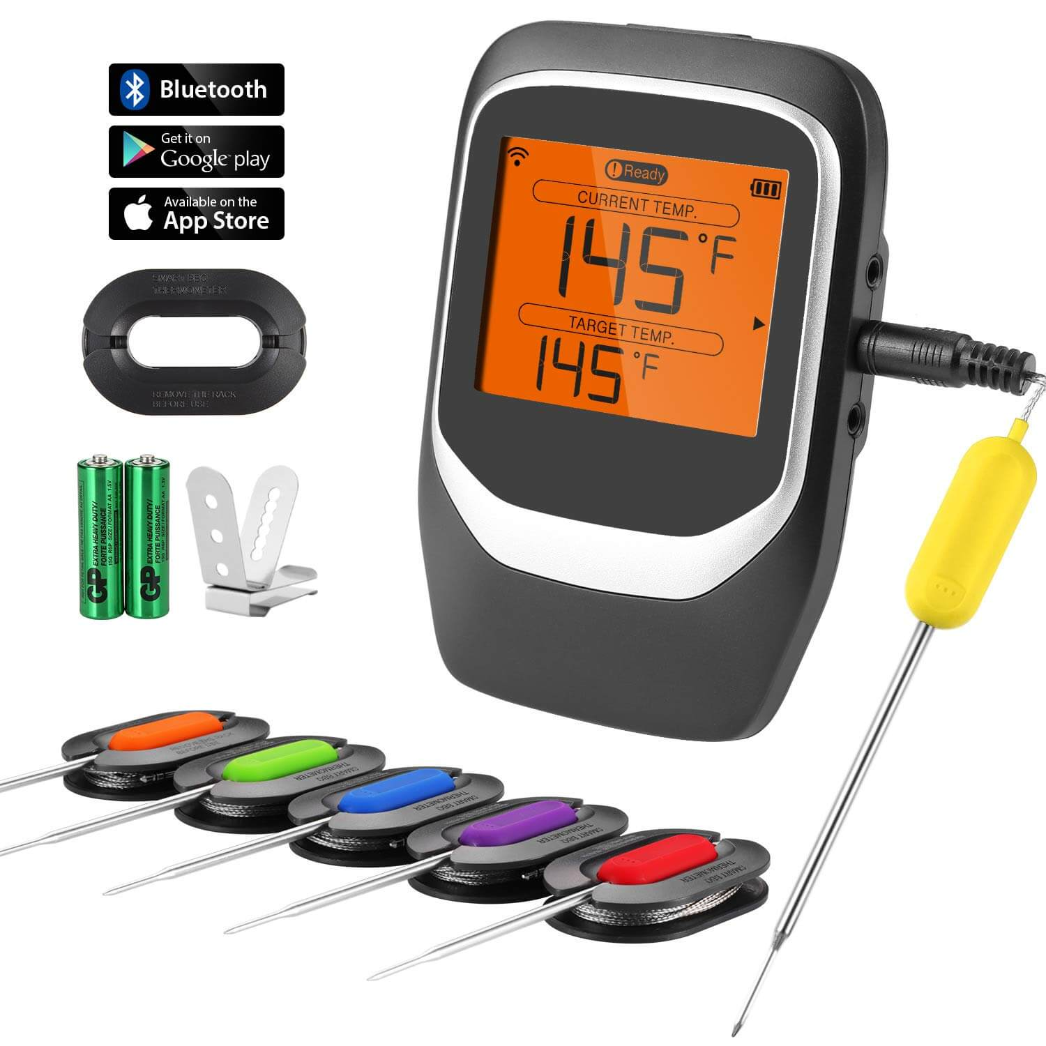 COMLIFE Smart Digital Thermometer