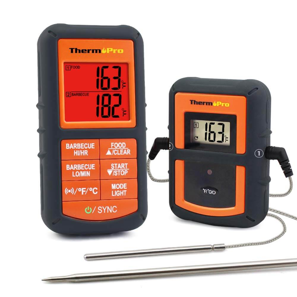 TP-08S Dual Probe Thermometer