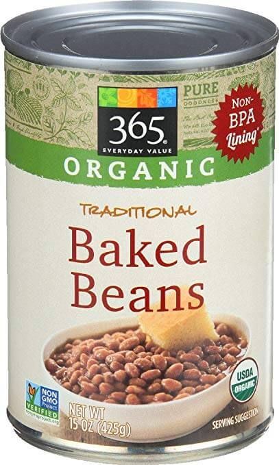 365 Everyday Value Organic Traditional Baked Beans