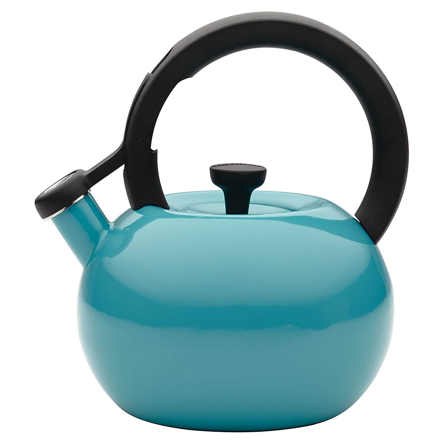 Circulon Circles Tea Kettle, Capri Turquoise