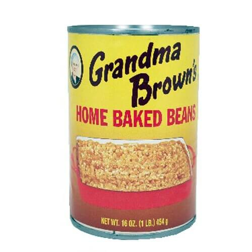 Grandma Brown's Home Baked Beans