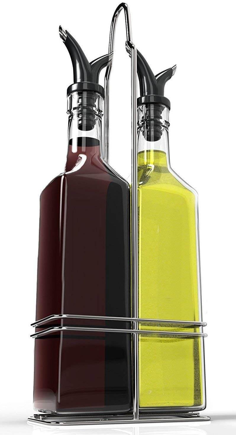 Royal Oil and Vinegar Bottle Set