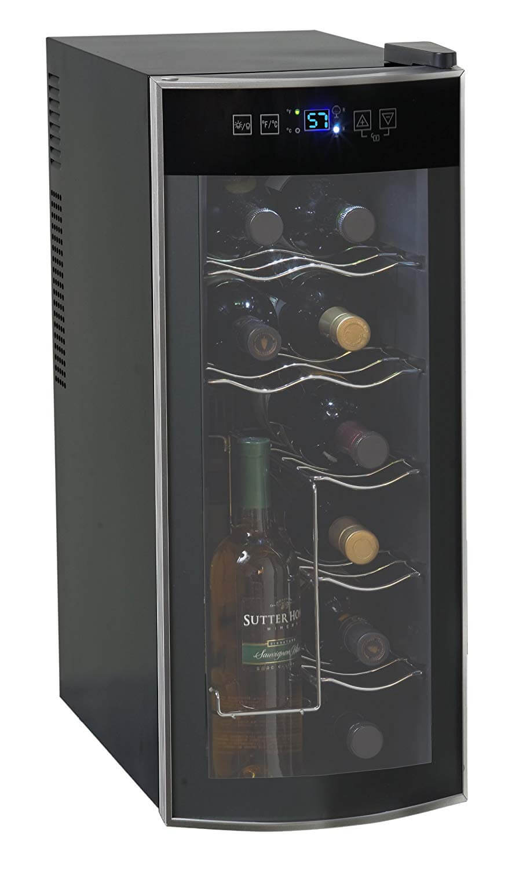 Avanti 12 Bottle Counter Top Wine Cooler