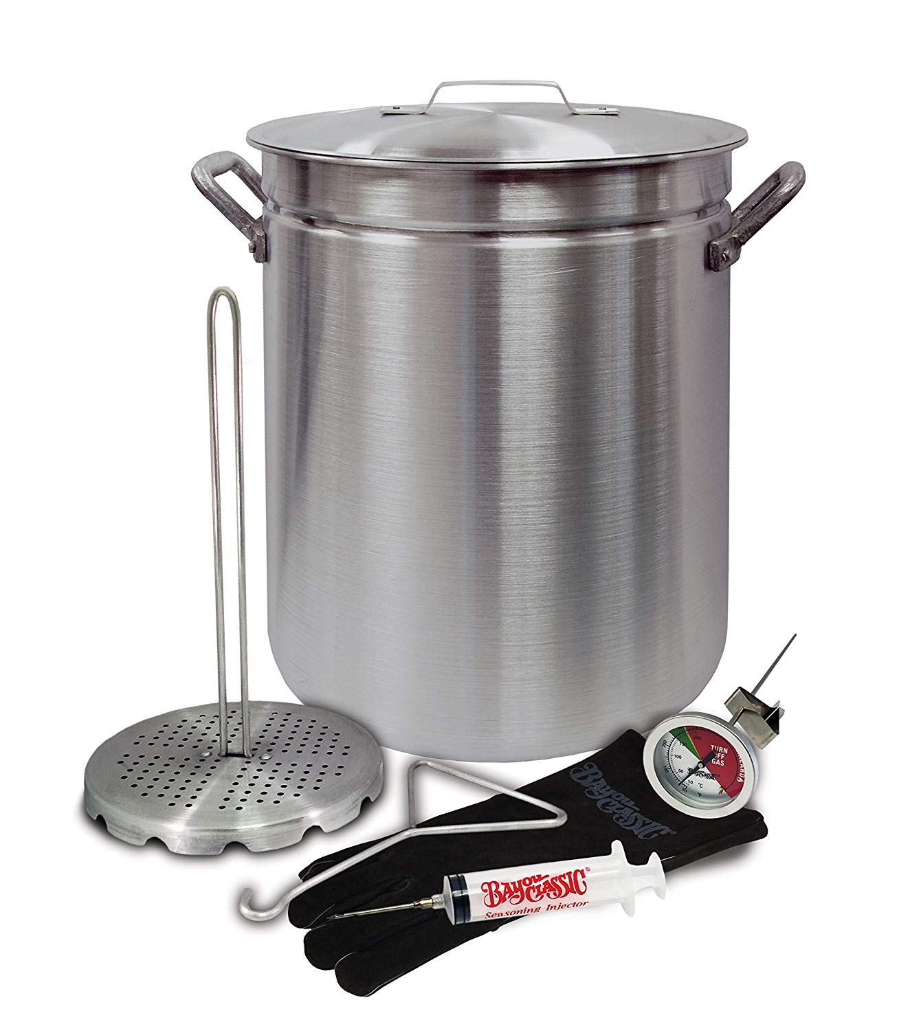 Bayou Classics Turkey Fryer Pot
