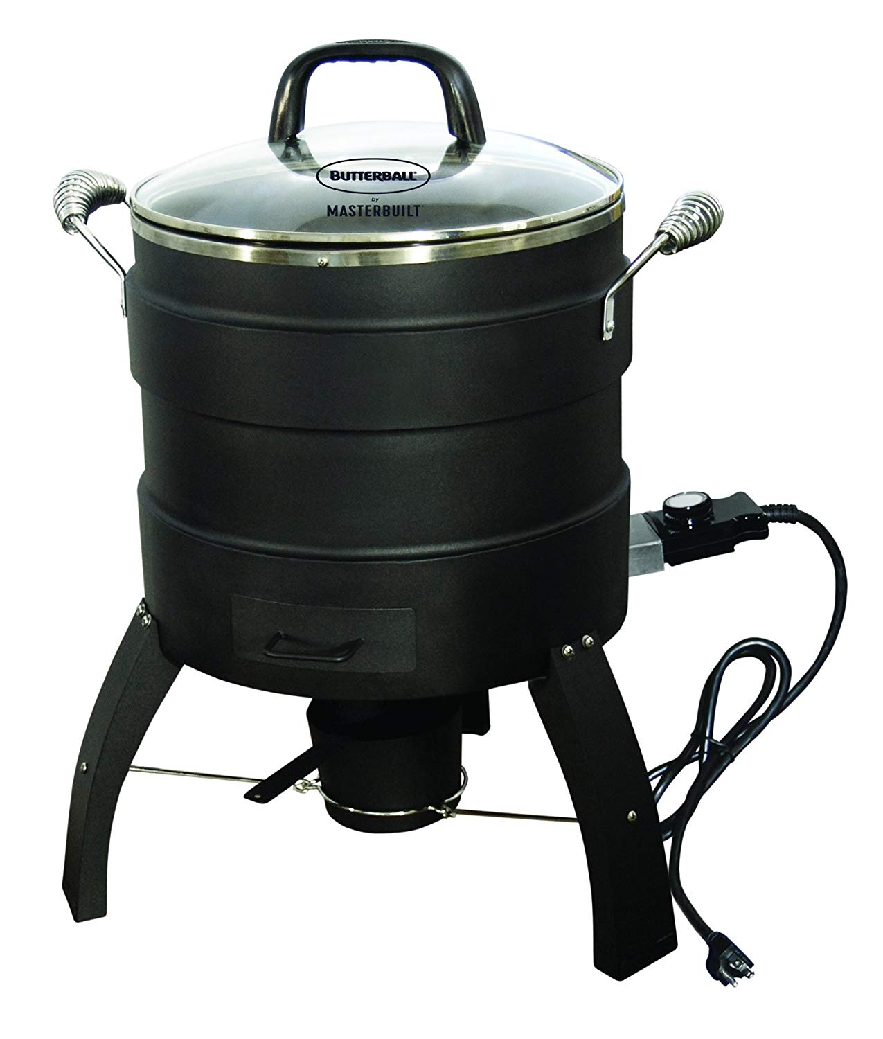 Masterbuilt Butterball Electric Oil Free Turkey Roaster and Fryer