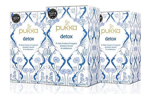 Pukka Herbs Organic Detox Herbal Tea