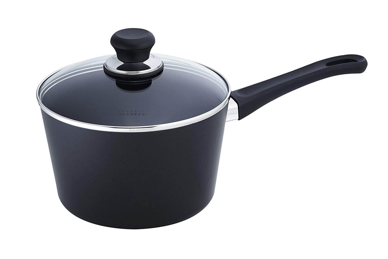 Scanpan Classic 3 Quart Sauce Pan