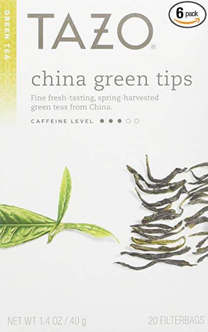 Tazo China Green Tips