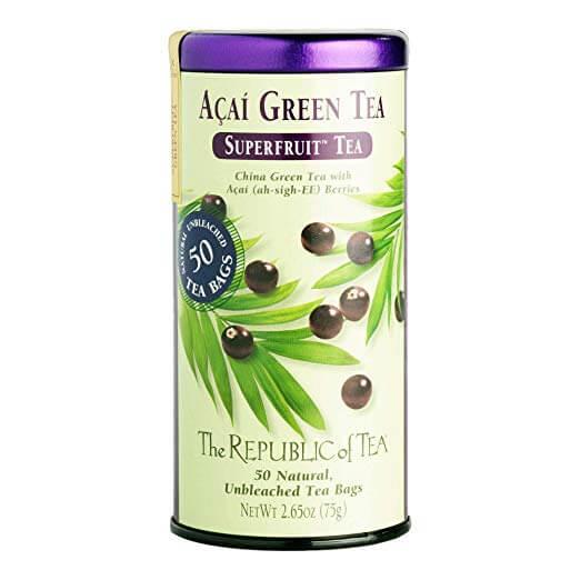 The Republic of Tea Acai Green Tea
