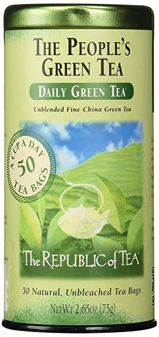 The Republic of Tea People's Green Tea