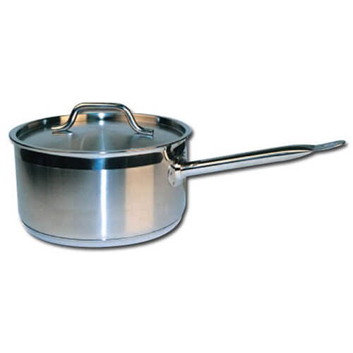 Winware Sauce pan with cover- 2 Quart