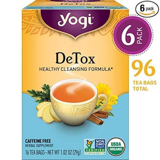 Yogi Tea DeTox