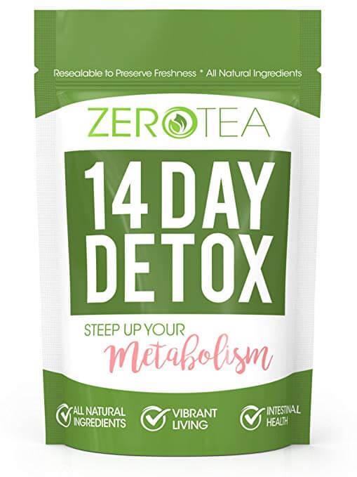 ZeroTea 14 Day Detox