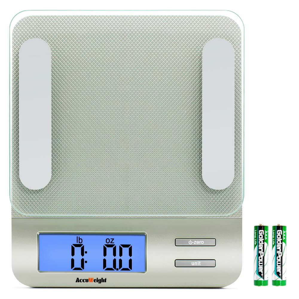 Accuweight 207 Digital Kitchen Scale