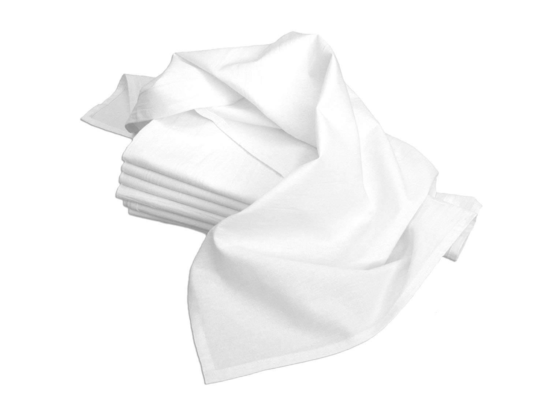 Aunt Martha's Seven Pack Flour Sack Large Kitchen Towels