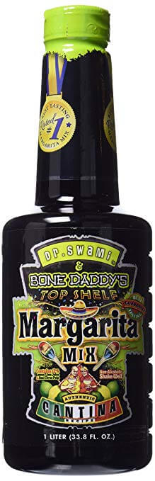 Dr Swami & Bone Daddy's Top Shelf Margarita Mix
