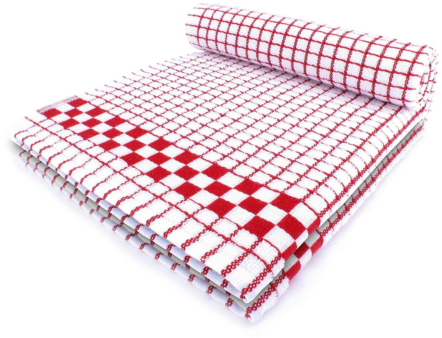 Fecido Twin Pack Classic Kitchen Towels