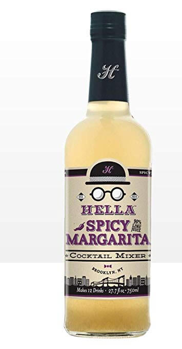 Hella Cocktail Co. Spicy Margarita Mix