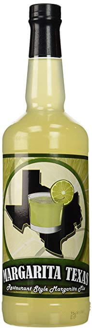 Margarita Texas Mix Lime