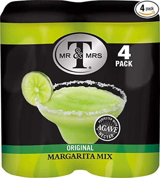 Mr & Mrs Margarita Mix