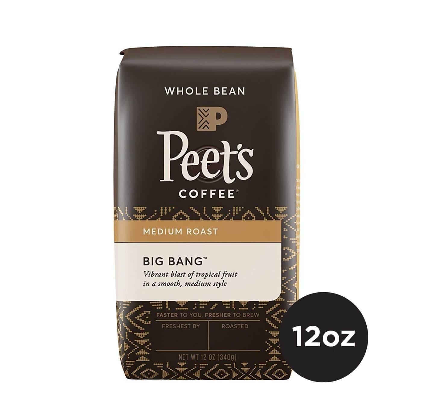 Peet's Coffee Big Bang Whole Bean