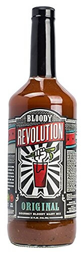 Bloody Revolution Original Gourmet Bloody Mary Mix