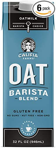 Califia Farms Oat Barista Blend (32 fl. oz)