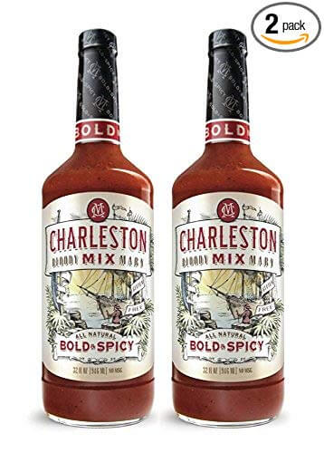 Charleston Bloody Mary Mix 'Bold & Spicy'