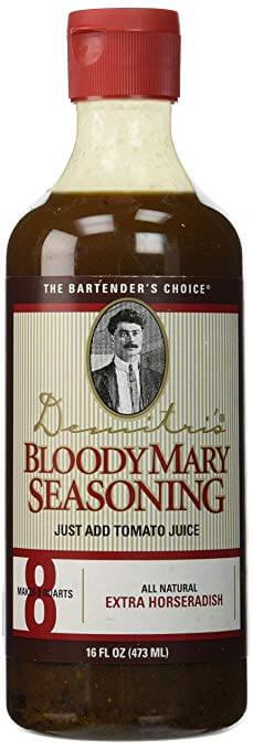 Demitri's Extra Horseradish Bloody Mary Seasoning Mix