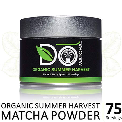 DoMatcha - Organic Summer Harvest Green Tea Matcha Powder