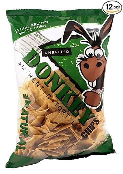 Donkey Authentic Tortilla Chips