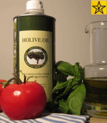 Holive Extra Virgin First Press Olive Oil