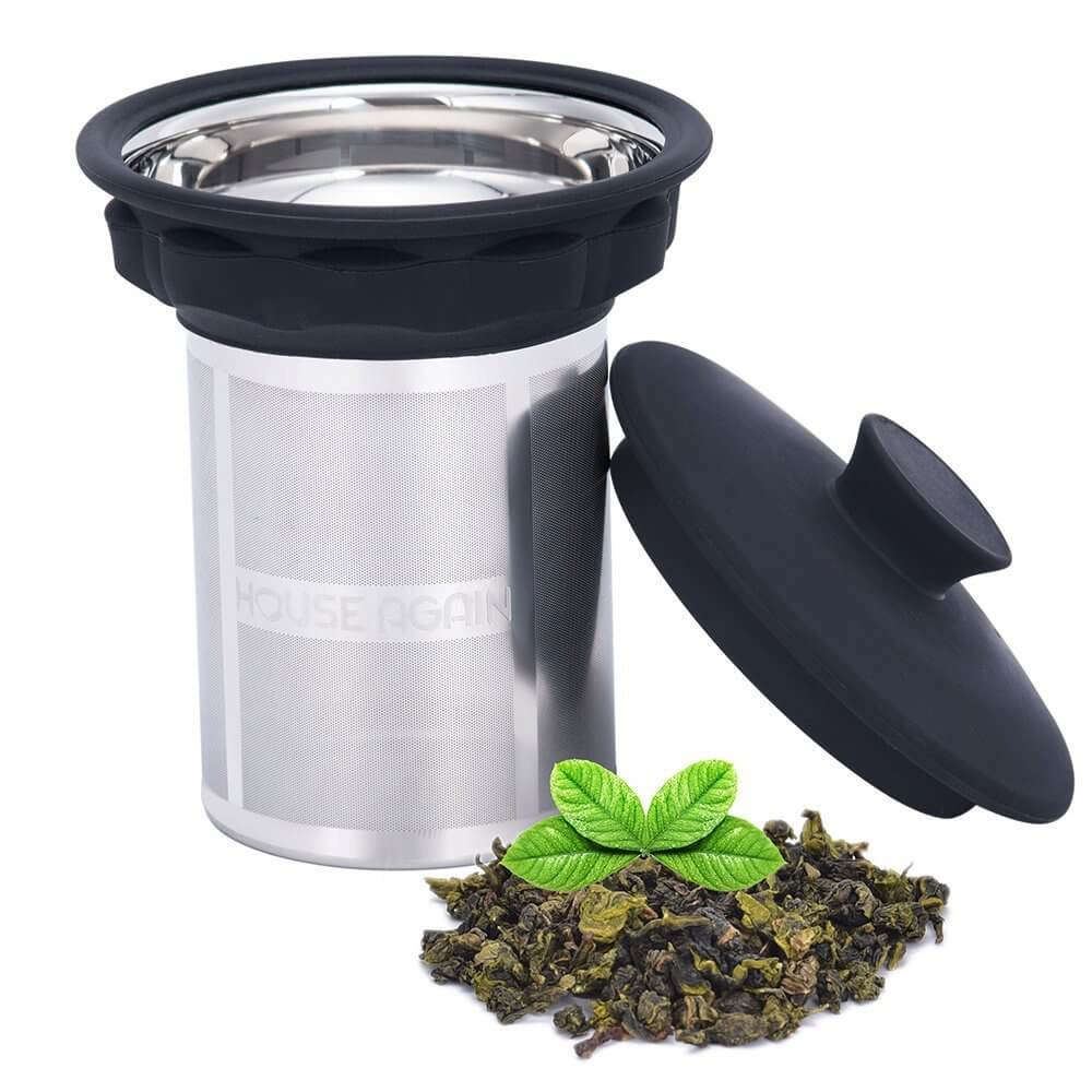 House Again Extremely Fine Mesh Tea Infuser