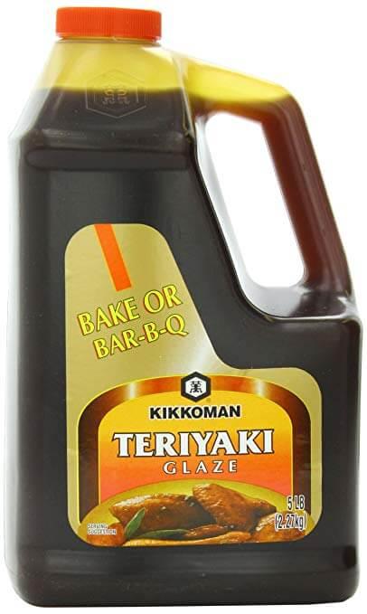 Kikkoman Glaze, Teriyaki